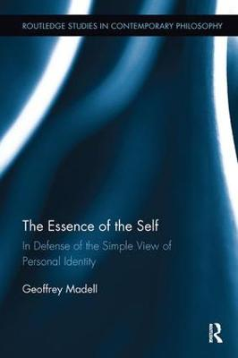 Essence of the Self book