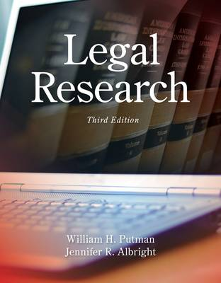 Legal Research by Jennifer Albright