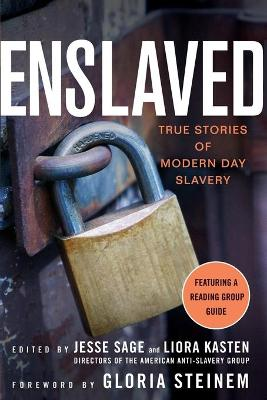 Enslaved book