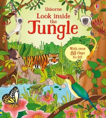 Look Inside the Jungle by Minna Lacey