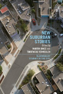 New Suburban Stories book