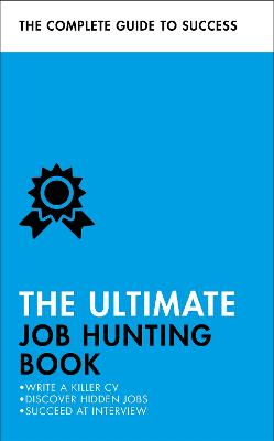 The Ultimate Job Hunting Book by Patricia Scudamore