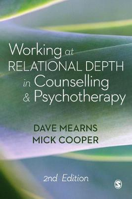 Working at Relational Depth in Counselling and Psychotherapy book