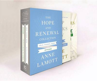 Hope and Renewal Collection by Anne Lamott