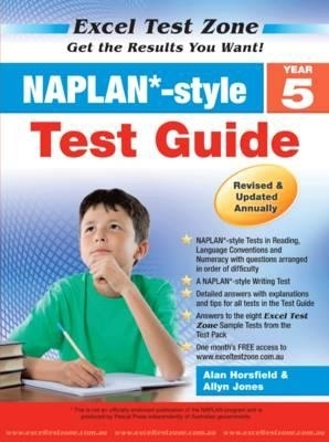 NAPLAN-style Test Pack - Year 5 by Alan Horsfield