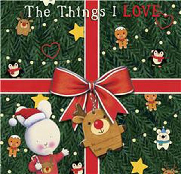 The Things I Love Storybook Gift Set by Trace Moroney