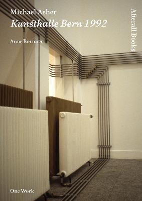 Michael Asher by Anne Rorimer