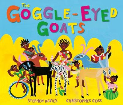 Goggle-Eyed Goats by Stephen Davies