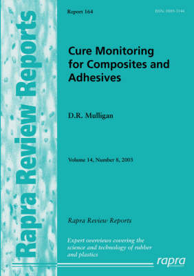 Cure Monitoring for Composites and Adhesives by David Mulligan