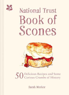 National Trust Book of Scones by Sarah Clelland