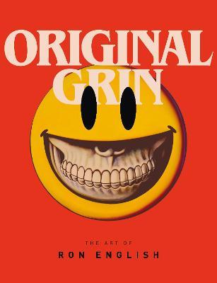 Original Grin: The Art of Ron English book