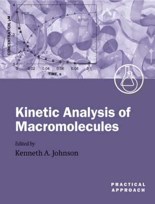 Kinetic Analysis of Macromolecules book
