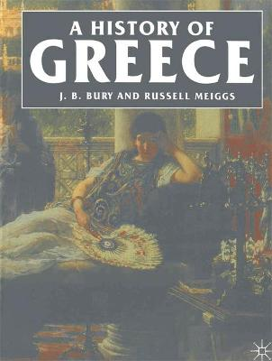 History of Greece by Russell Meiggs
