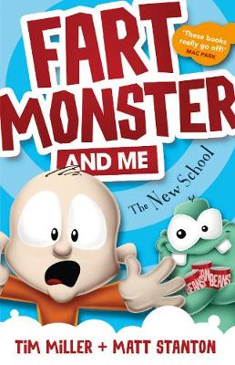 Fart Monster and Me by Tim Miller