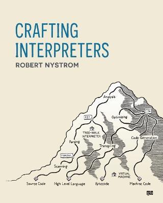 Crafting Interpreters by Robert Nystrom