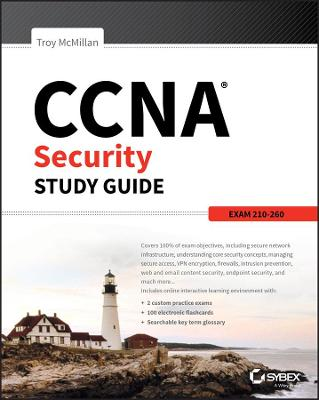 CCNA Security Study Guide by Troy McMillan