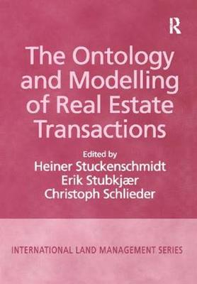 Ontology and Modelling of Real Estate Transactions book