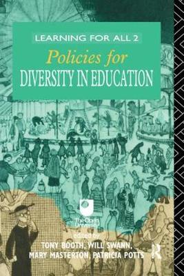 Policies for Diversity in Education by Tony Booth