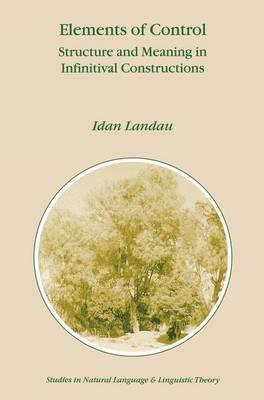 Elements of Control by Idan Landau