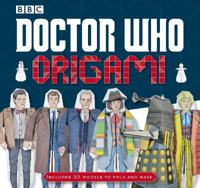 Doctor Who: Origami book