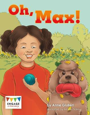 Oh, Max! by Anne Giulieri