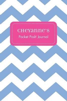 Cheyanne's Pocket Posh Journal, Chevron book