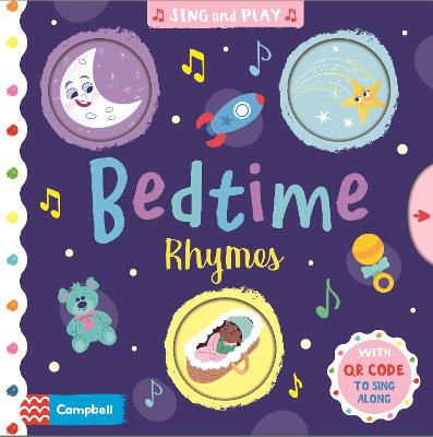 Bedtime Rhymes book