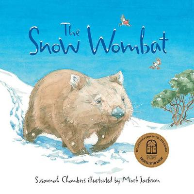 The Snow Wombat by Mark Jackson