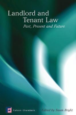 Landlord and Tenant Law by Susan Bright