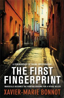 First Fingerprint book