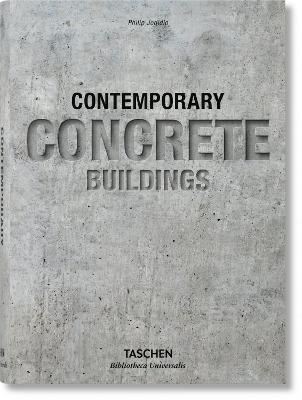 Contemporary Concrete Buildings by Philip Jodidio
