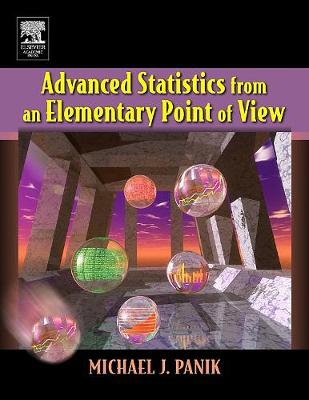 Advanced Statistics from an Elementary Point of View book