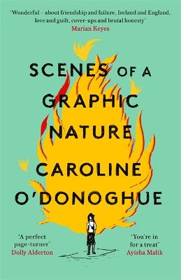 Scenes of a Graphic Nature: 'A perfect page-turner ... I loved it' - Dolly Alderton by Caroline O'Donoghue