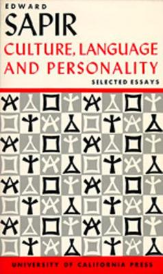 Culture, Language and Personality by David G. Mandelbaum