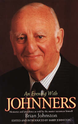 An An Evening with Johnners by Brian Johnston