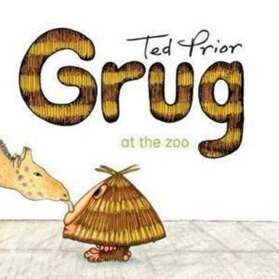 Grug at the Zoo book