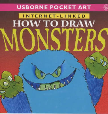 How to Draw Monsters by Cheryl Evans
