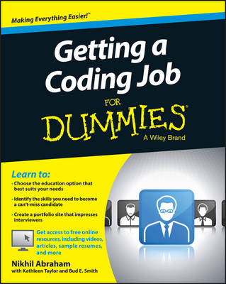 Getting a Coding Job for Dummies by Nikhil Abraham