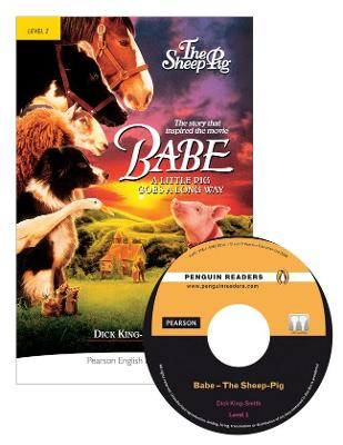Level 2: Babe-Sheep Pig Book and MP3 Pack by Dick King-Smith