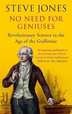 No Need for Geniuses by Professor Steve Jones