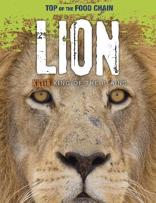 Lion: Killer King of the Plains book