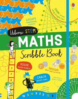 Maths Scribble Book by Alice James
