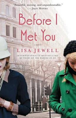 Before I Met You book
