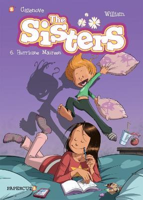 The Sisters Vol. 6: Hurricane Maureen by Christophe Cazenove