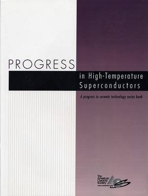 Progress in High-Temperature Superconductors by ACerS (American Ceramic Society)
