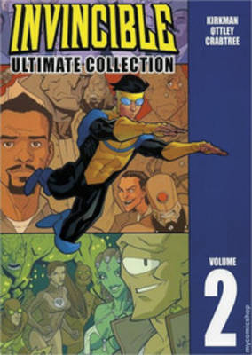 Invincible: The Ultimate Collection Volume 2 book