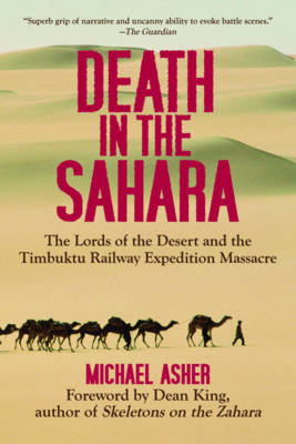 Death in the Sahara by Michael Asher