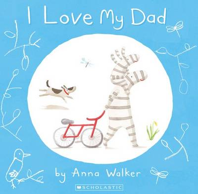 I Love My Dad book