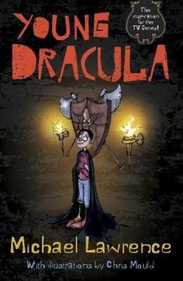 Young Dracula book