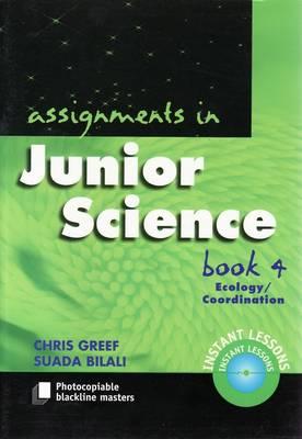 Assignments in Junior Science by Suada Bilali